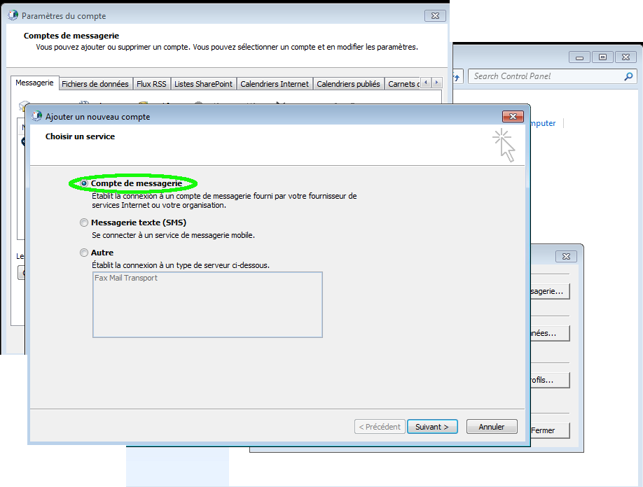 Outlook Versions Supported by Exchange 2007/2010/2013